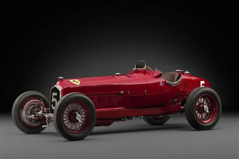 vintage alfa romeo race cars alfa romeo tipo b p3 to be sold at rm sotheby s 2017 paris