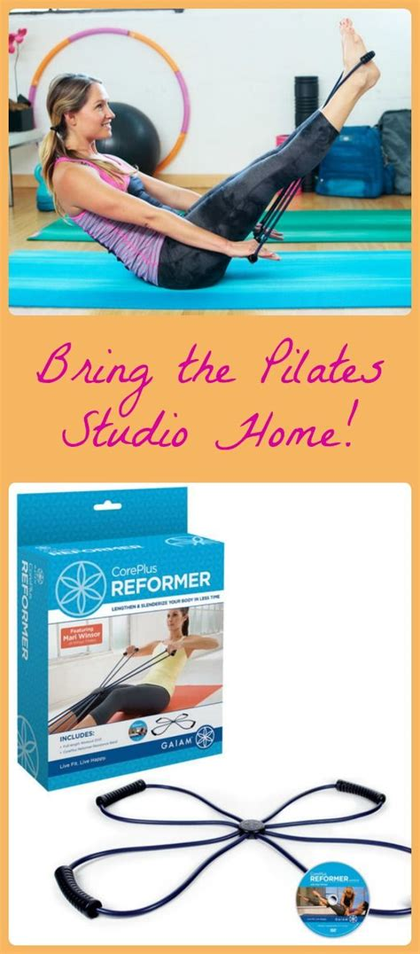 how to get a great pilates workout at home studios