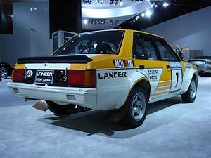 1981 Lancer Ex 2000 Turbo Group 4 Pics