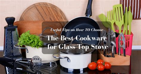 glass stove cookware
