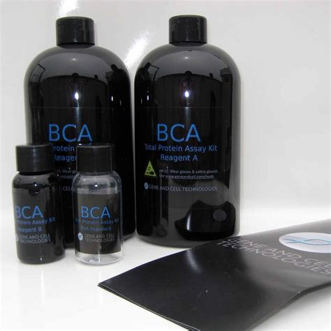 BCA Total Protein Assay Kit   Gene And Cell Technologies
