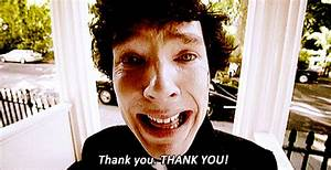 Benedict Cumberbatch Thank You GIF - Find & Share on GIPHY