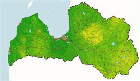 Latvijas mazākās pilsētas - Spoki