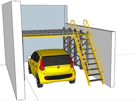 Scaffali Per Box Auto by Scaffali Per Box Scaffalature Per Garage H195xl250xp40 Cm