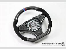 BMW performance Carbon Fiber Steering wheel for M5 M6