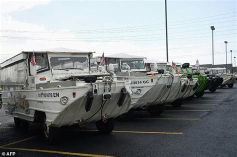 Duck Boat Captain Charged by Us Boat Captain Criminally Charged For Deaths Of 17