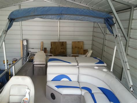 Custom Boat Covers Greenville Sc by Marine Upholstery Sc Anchor Stitch Interior Restoration