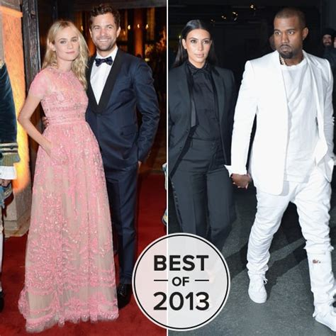Best Dressed Celebrity Couples Popsugar Fashion