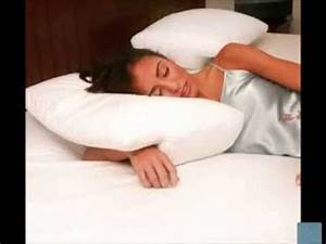 Pillows for side sleepers deals with shoulder pain while for Best sleeping position for shoulder pain