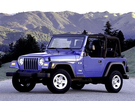 Jeep Wrangler Specs & Photos