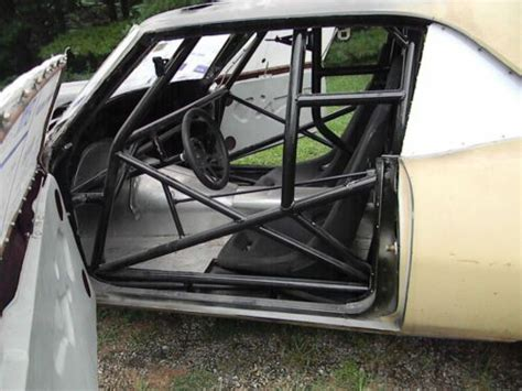 Sell New 69 Firebird Drag Car Tube Chassis Fiberglass