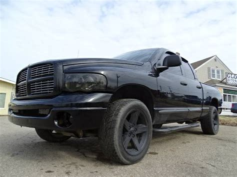 Blacked Out Dodge Ram 2500 For Sale, Savings From ,268