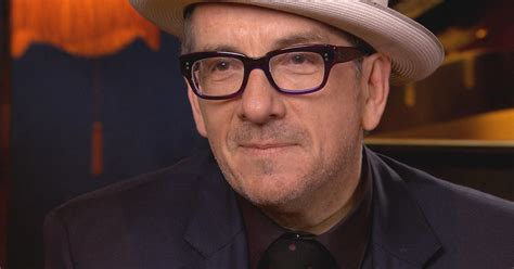 Elvis Costello It's all about the adventures  CBS News