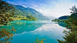 Water, Mountain, Lake, Reflection, Nature, Landscape, Trees, Wallpapers, Hd, Desktop, And, Mobile