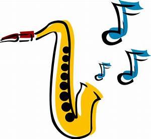 Saxophone 5 Clip Art at Clker.com - vector clip art online ...