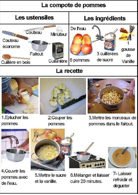 ecole de cuisine de pizza au chocolat cuisine la compote de pommes éveil scientifique