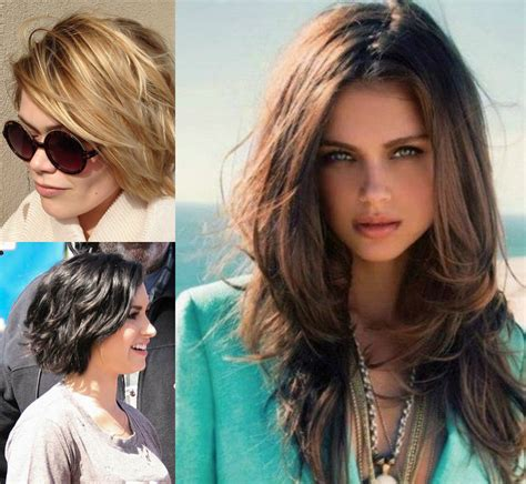 super cool layered hairstyles fine hair hairdromecom