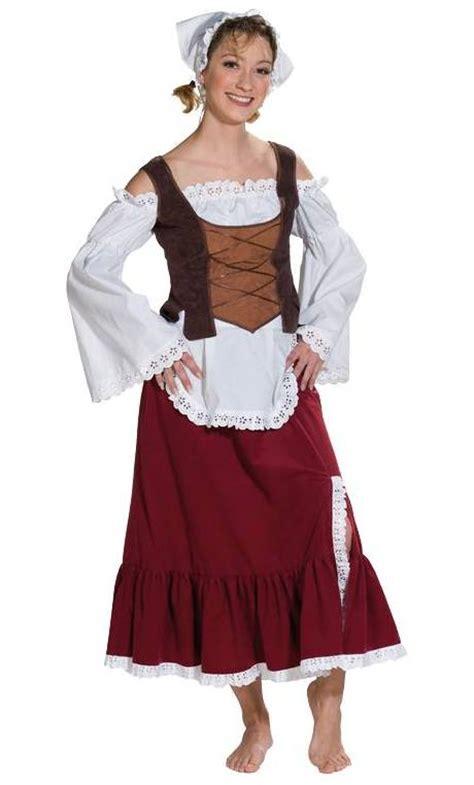 costume mdivale femme v29535
