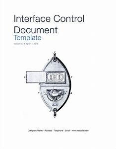 interface control document apple iwork With interface control documents template