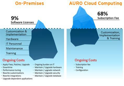 cloud cost business cloud hosting auro