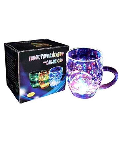 The inclusion of south africa's 'super' teams in the rainbow cup is a step in a new direction for us, said jurie roux, ceo of sa rugby. Aaban Rainbow Magic Color Cup with LED Light Party Mug ...