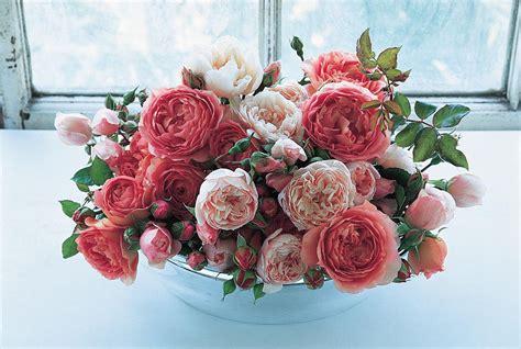 Roses In Arrangements