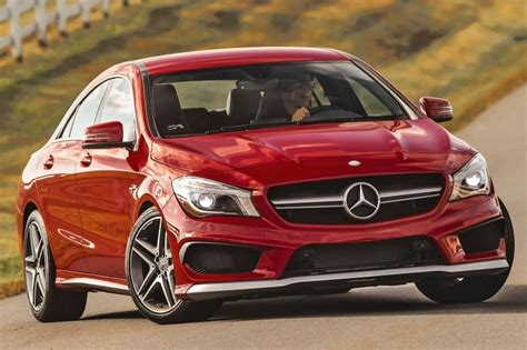 Request a dealer quote or view used cars at msn autos. Used 2016 Mercedes-Benz CLA-Class AMG® CLA 45 Review   Edmunds
