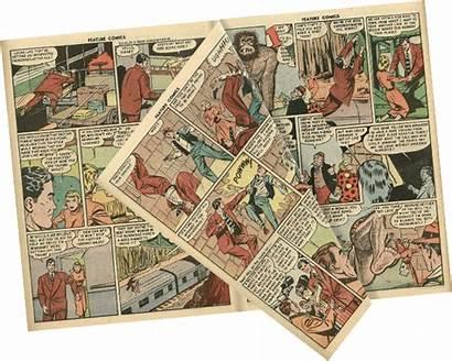 Comic Cbz Cbr Open Pdf Newspaper Soda