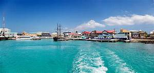 george town waterfront cayman islands photograph by jo