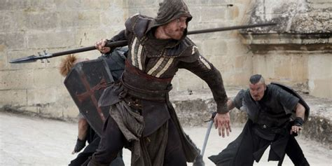 It only continues what assassin's creed and song to song started: How Much Money Will Assassin's Creed Movie Lose?   Screen Rant