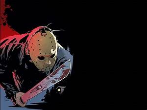 Friday The 13 Wallpaper - WallpaperSafari