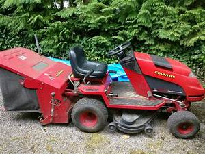 My Ride On Mower    Countax C300h