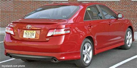 The 2010 Toyota Camry Car Test Drive And Review