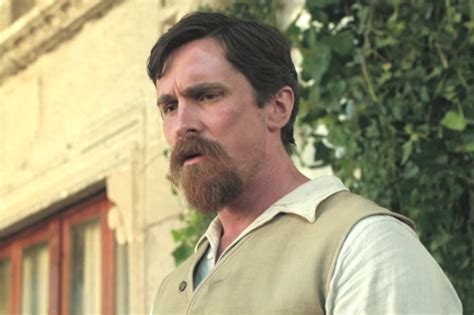 Christian Bale Brings His List Talents The Promise