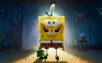 Spongebob Run Sponge Resolution Wallpapers Movies 4k