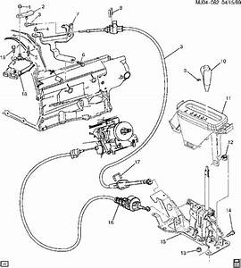 2004 Chevy Cavalier Transmission Diagram