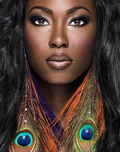 Most Beautiful Black Women  Nubian Planet
