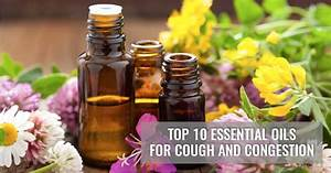 10 Most Powerful Essential Oils For Cough  Congestion And