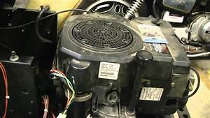 Lawn Tractor Electrical Problem Repaired