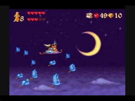 Aladdin (SNES) Part 6 A Whole New World YouTube