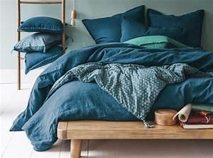 Couette été Ikea : dans ma chambre mon linge de lit en lin lav aventure d co ~ Preciouscoupons.com Idées de Décoration