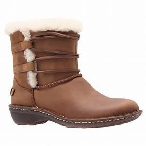 Ugg Boots : ugg rianne leather ankle boots in brown lyst ~ Eleganceandgraceweddings.com Haus und Dekorationen