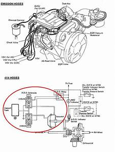 1992 Toyota V6 Engine Diagram