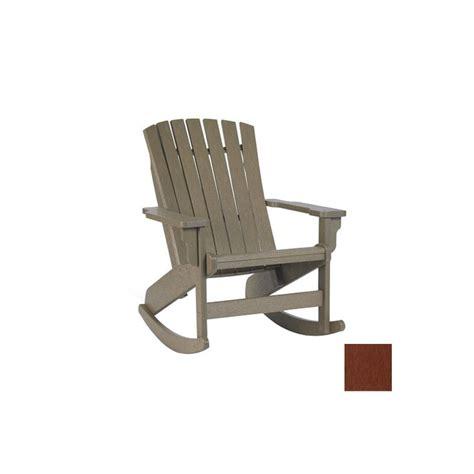 shop siesta furniture westport burgundy plastic slat seat