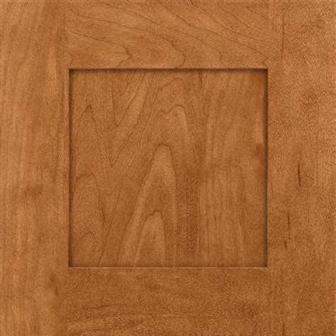 kraftmaid kitchen cabinet doors kraftmaid 15x15 in cabinet door sle in hayward maple 6713