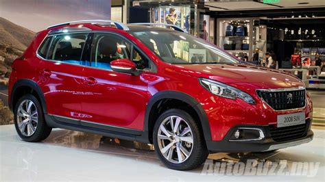 peugeot  facelift launched  malaysia