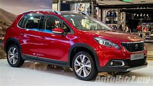 2008 Peugeot 2017 Occasion : 2017 peugeot 2008 facelift launched in malaysia 1 2l turbo rm110k ~ Accommodationitalianriviera.info Avis de Voitures
