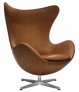 Fritz Hansen Egg Chair : egg chair swivel armchair leather by fritz hansen ~ Orissabook.com Haus und Dekorationen