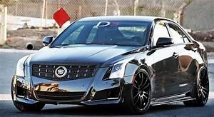 2013 Cadillac Ats By D3 Review