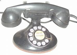 Western Electric 202 Telephone Set